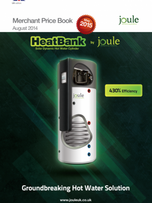 Joule Front Cover